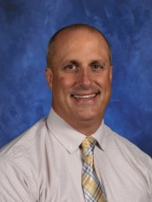 Athletic Director Mark Krimm