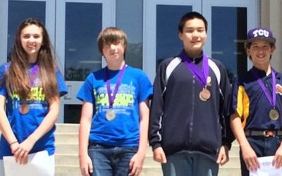 Middle School finishes in top 10 at PSIA State