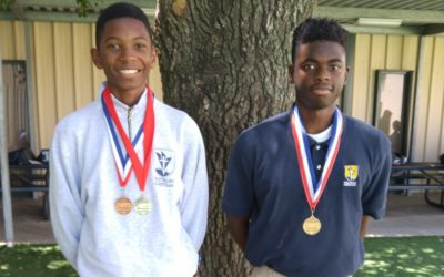 Student-athletes to dash, hurdle at TAPPS state