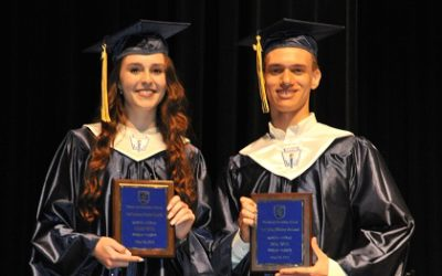 Mr., Miss WCS announced at 2016 commencement