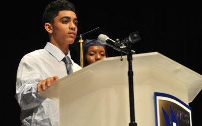 2017 senior class president nominated for Congress of Future Medical Leaders