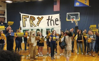 Fox 26 Houston brings Friday Football Fever to WCS on October 21