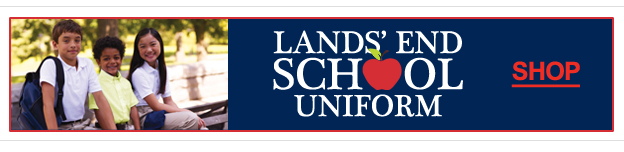 Image result for lands end school uniform