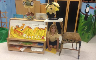 Lower School Library nurtures life-long learners