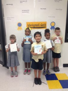Wordsmith's Guild 2016 - Winners_Younger