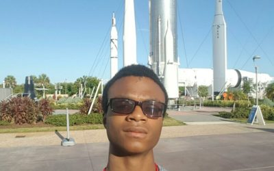 2016 WCS grad competes at Kennedy Space Center