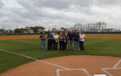Westbury Christian dedicates Mark Chapman Field as new home for Wildcat baseball