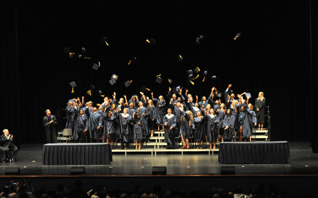 Westbury Christian celebrates with class of 2017 at May 19 commencement
