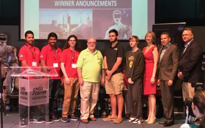 Westbury Christian student shares first place at NASA's Live Robotics Challenge