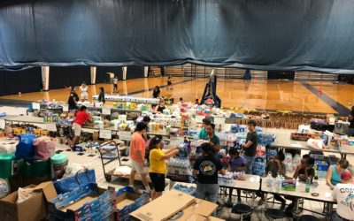 Supply collection & distribution for Harvey victims held Sept. 1-2
