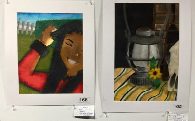 Middle school artists qualify for Bayou City Art Festival's People's Choice voting
